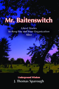Mr. Baitenswitch Book